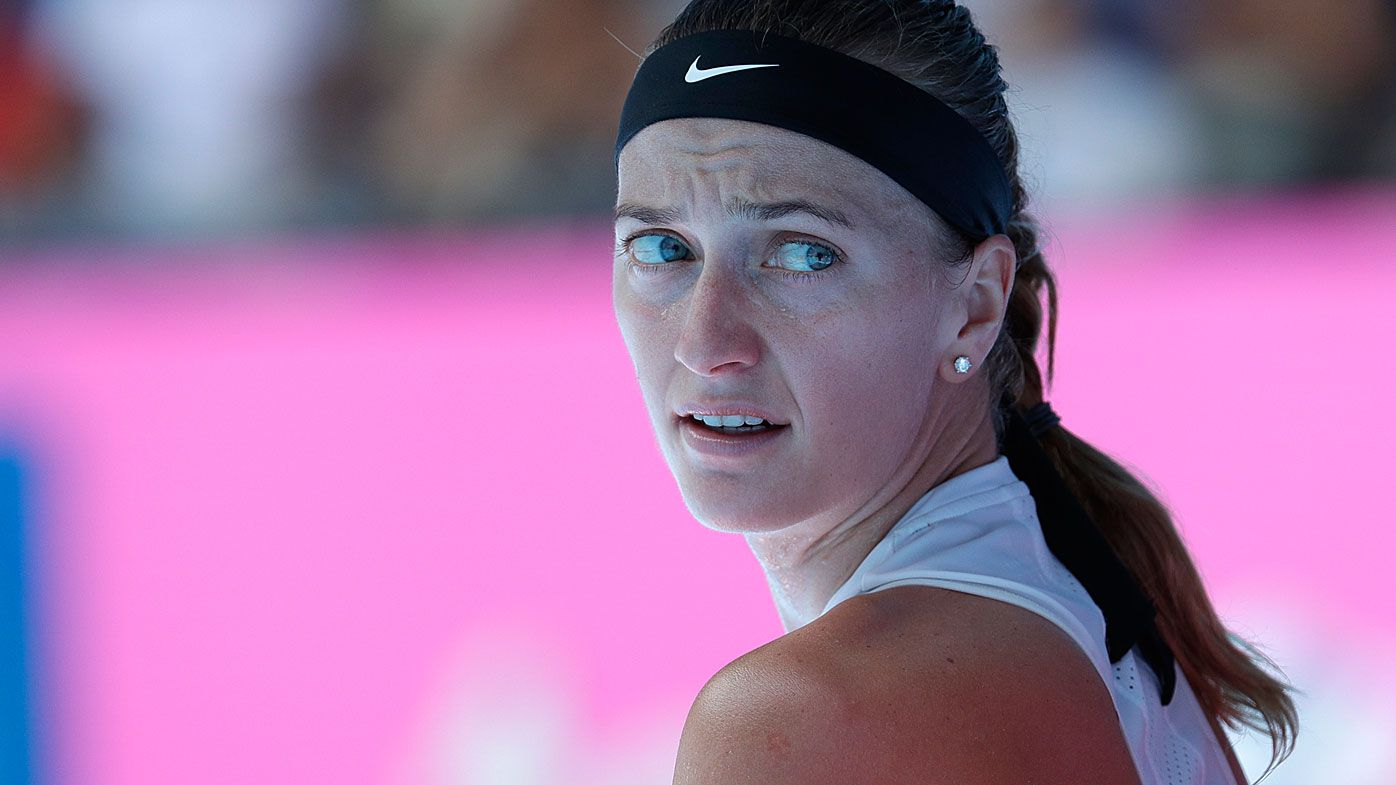 Petra Kvitova's coach accused of 'sexist' comments at the Australian Open