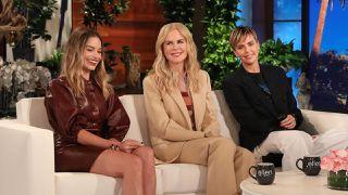 Margot Robbie, Nicole Kidman, Charlize Theron