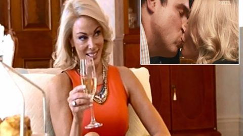 Real Housewives' Janet has raunchy all-nighter... with a guy 20 years her junior!