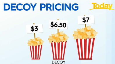 Decoy pricing is another tactic used by vendors.