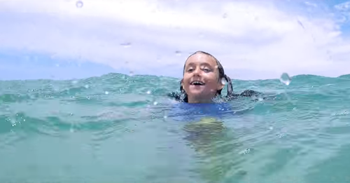 Surf Life Saving Queensland are warning parents that tragedy can strike in an instant if children aren't supervised.