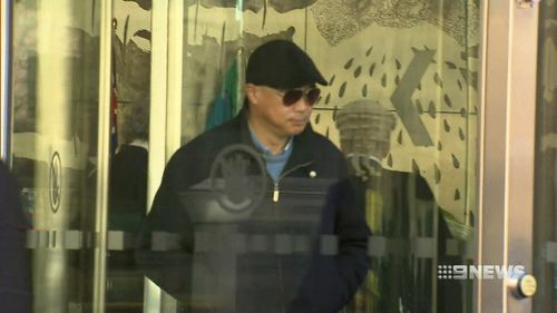 Di Miao pleaded guilty today to four burglaries at homes in Melbourne's affluent eastern suburbs over several years.