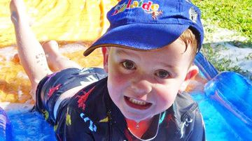 Darragh Hyde has cystic fibrosis and has been deemed a burden on the Australian taxpayer.
