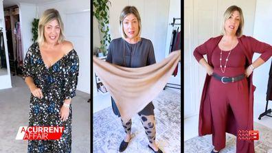 Body positive mum helping everyday Aussie woman dress their best