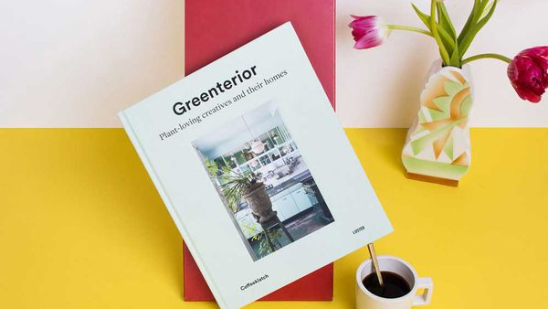 'Greenterior: Plant Loving Creatives and Their Homes' by Bart Kiggen and Magali Elali