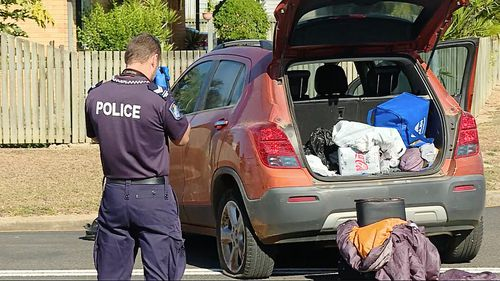 Police allege the 26-year-old Bundaberg Man was involved in a single vehicle crash this morning just before 9am.
