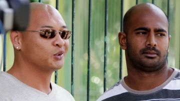 Andrew Chan and Myuran Sukumaran were put to death one year ago (AAP).