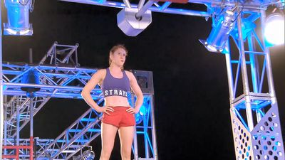 Olivia Vivian makes Ninja Warrior history yet again