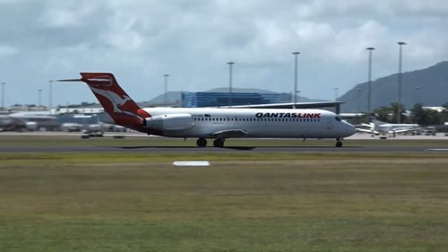 Four different flights experienced tyres explode and Qantas are now investigating.