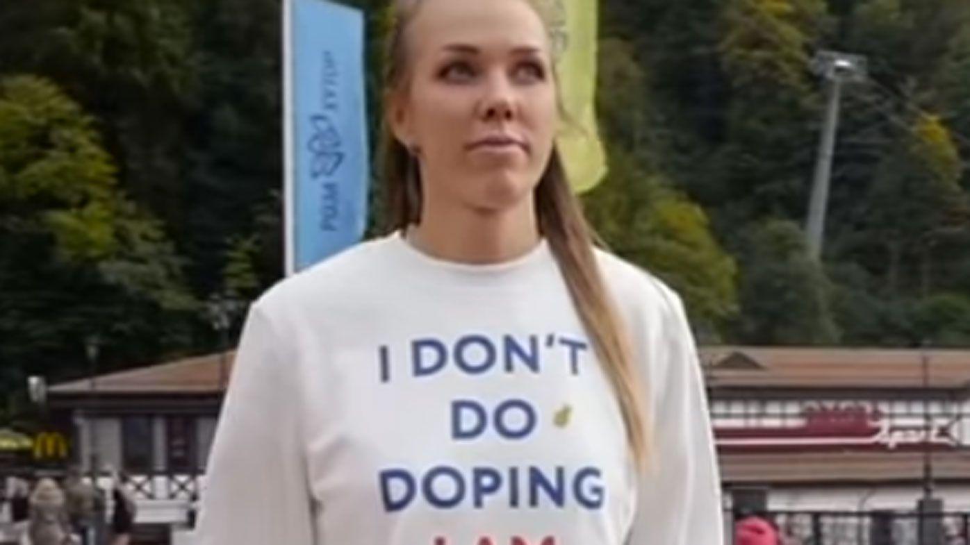 Russian bobsledder fails Olympic drug test