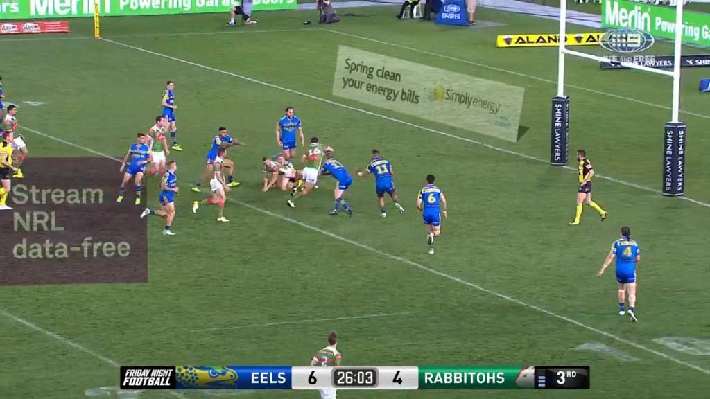 Turner gives Souths the lead