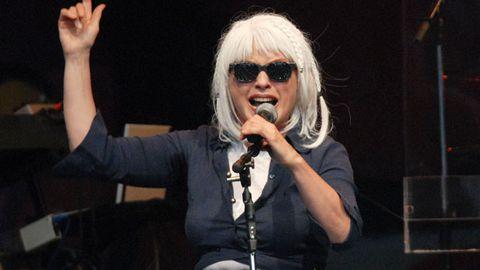 Blondie to headline Homebake 2012