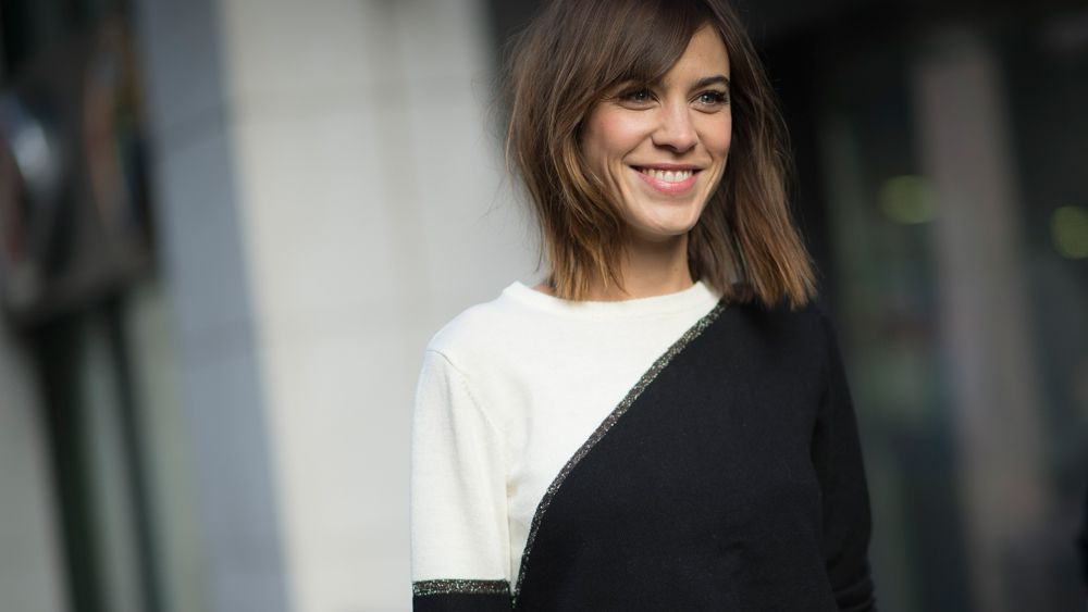 Alexa Chung for AG launches today