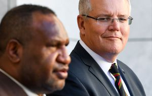 PNG Prime Minister demands Australia stop using Manus Island