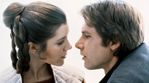 Carrie Fisher admits she had 'intense' affair with Harrison Ford