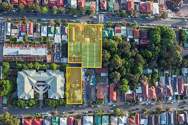 Nine properties in one line (Colliers International)
