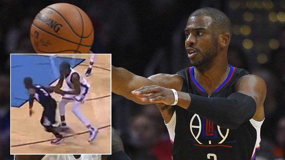 NBA star faces fine, suspension for 'love tap'