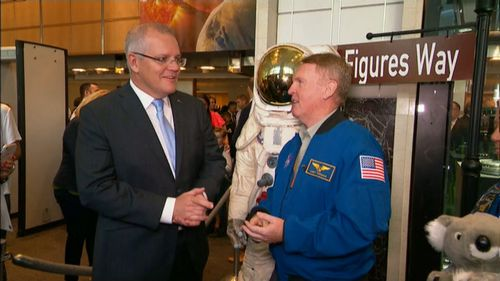 Australia shoots for stars with US deal