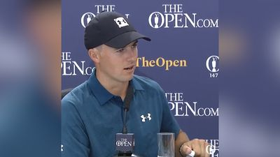 British Open buzzes over Jordan Spieth's 'very British haircut'