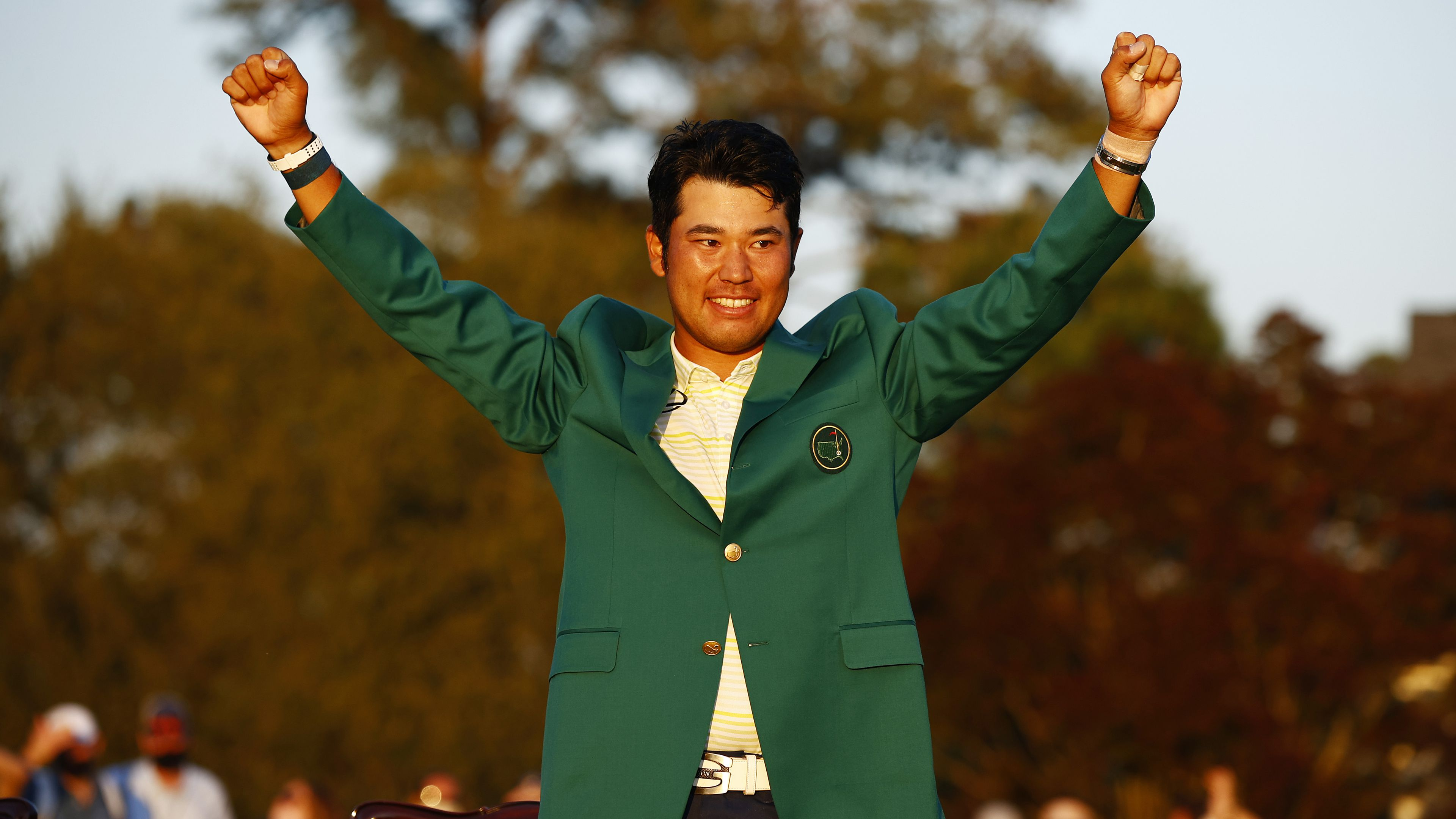 Masters winner Hideki Matsuyama gives 'huge boost' to 10 million golfers