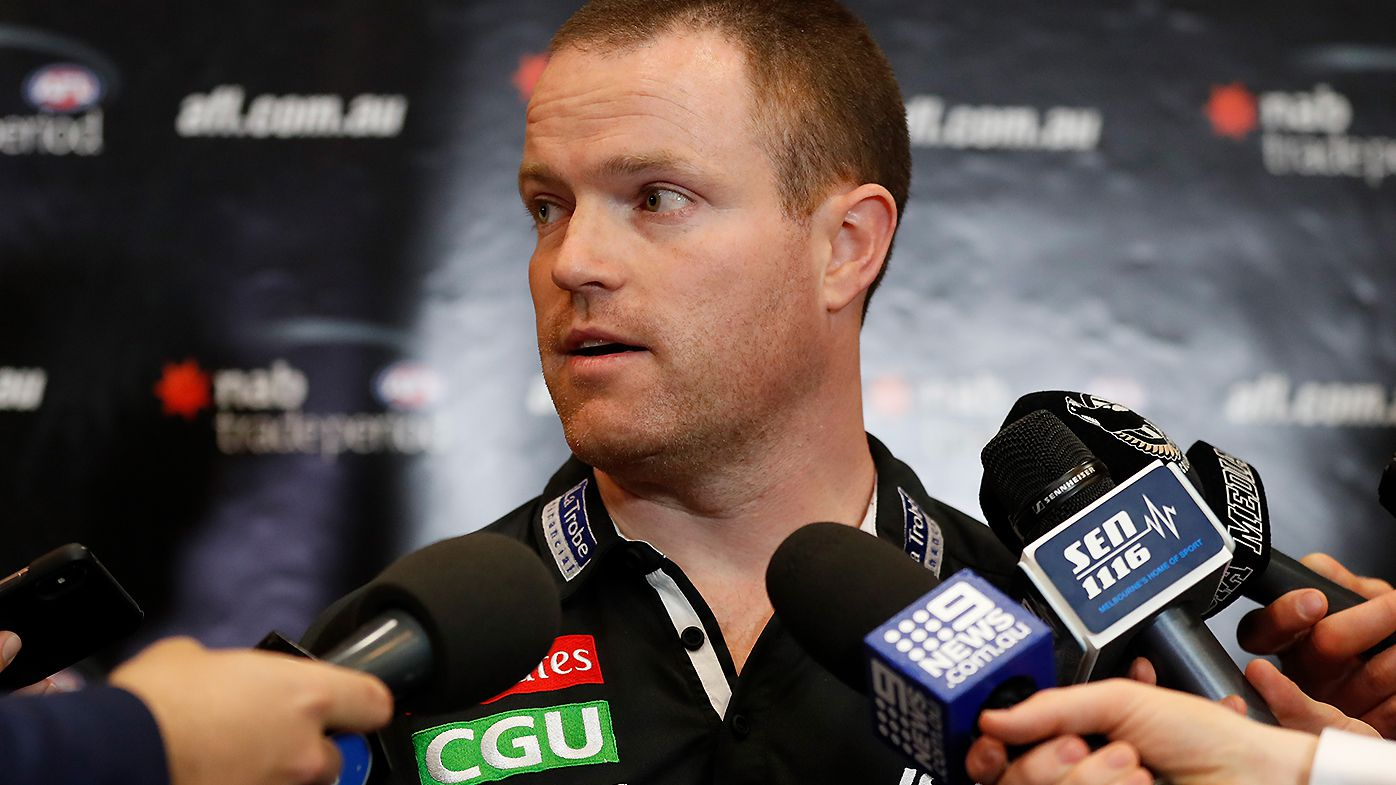 Collingwood list manager Ned Guy quits after overseeing off-season fire sale
