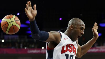 2012: Bryant played in the Olympics twice for USA Basketball. He left both times with a gold medal.