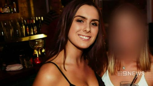 Georgina Bartter died after collapsing at Sydney's Harbourlife music festival. (Supplied)
