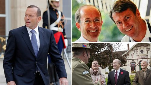Abbott dismisses snub to ambassador's partner as 'trivia