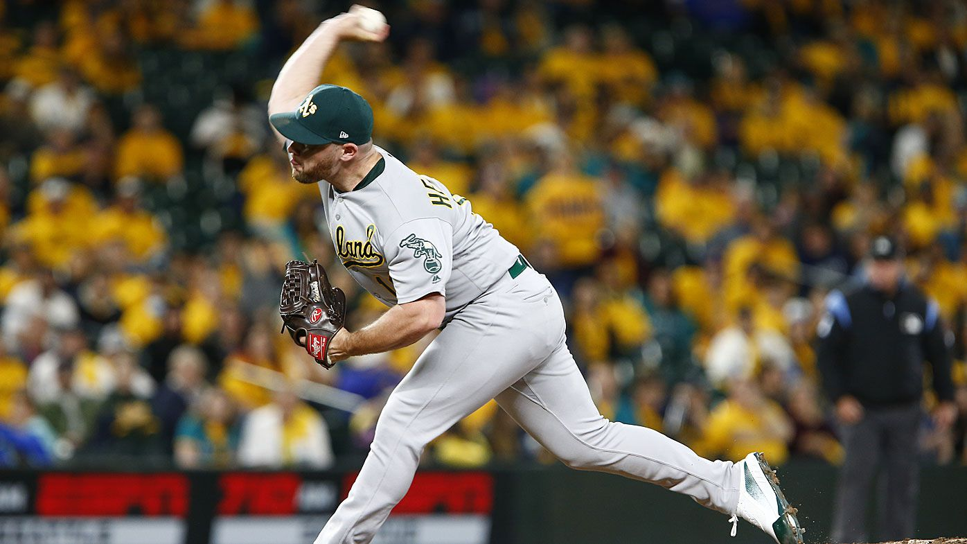 EXCLUSIVE: Aussie MLB All-Star Liam Hendriks answers Tokyo Olympics question