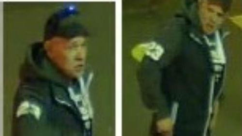 The man was last seen at Canterbury railway station. (VIC Police)