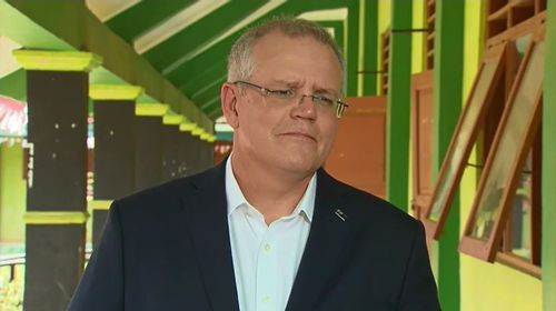 Australian Prime Minister Scott Morrison said the Federal government is issuing as much support as it can to a citizen in Ricketson's position.