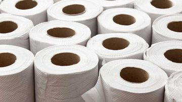 Thieves have raided East Gippsland, stripping more than 100 public toilets from toilet paper rolls and hand soap.