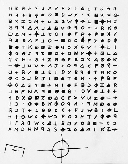 The Zodiac killer's 340 cipher went unsolved for 51 years.