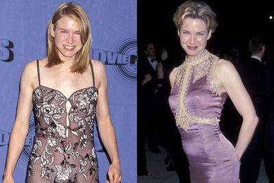 Show her the money! Red carpet rookie Renee, made a fresh-faced splash on the scene after starring in <i>Jerry Maguire</i> in 1996.