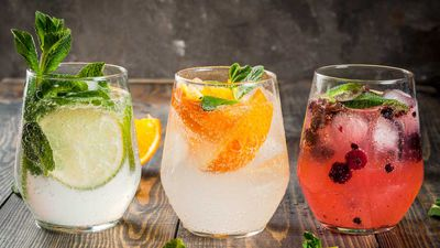 Women gin distillers at the helm