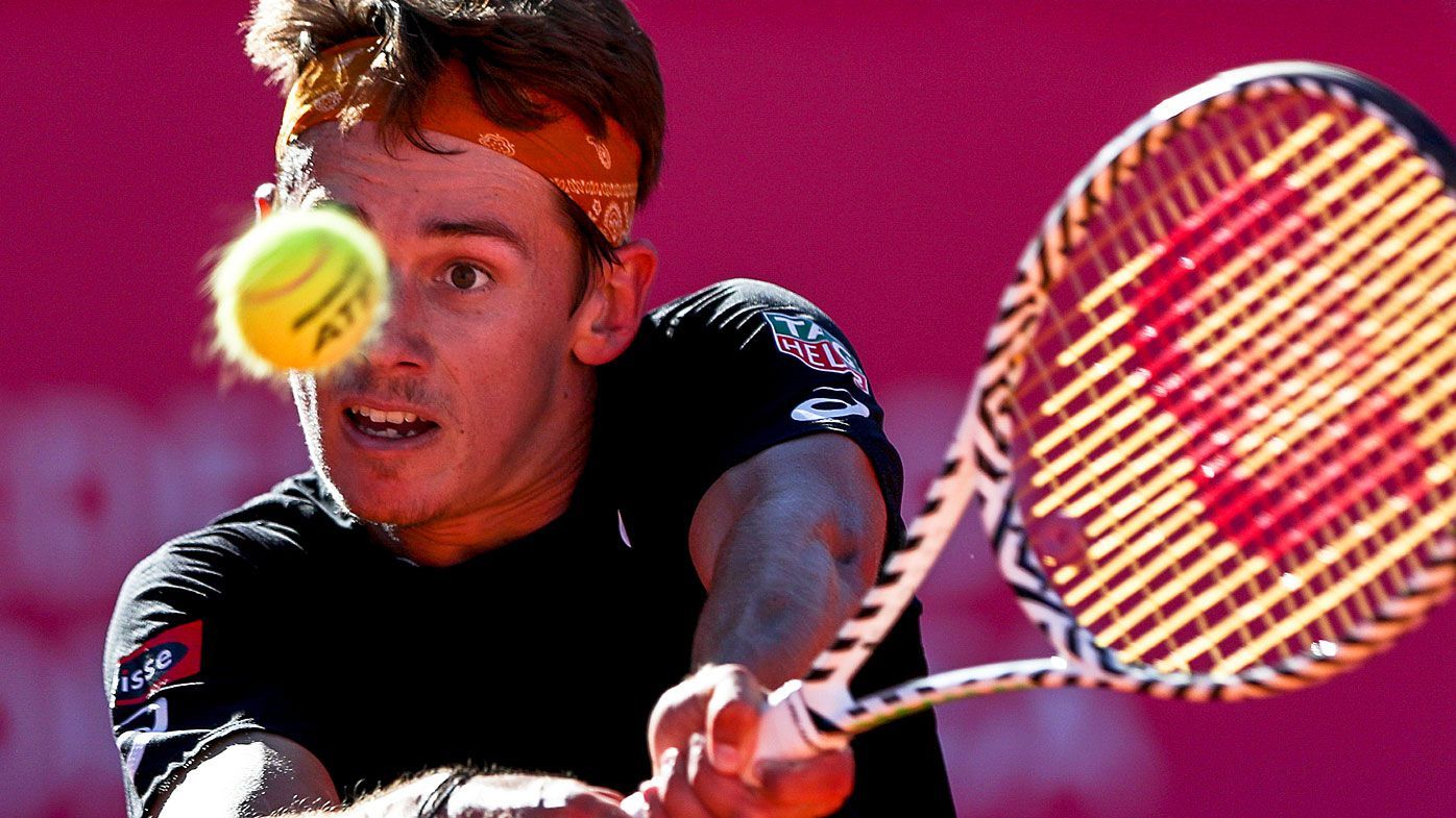 Alex De Minaur makes shock early exit at Estoril Open to world no. 214