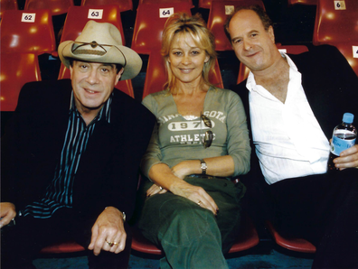 Molly Meldrum, Sue Gudinski, Michael Gudinski