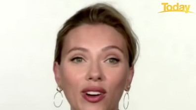 Scarlett Johansson said her character is 'off her game'.