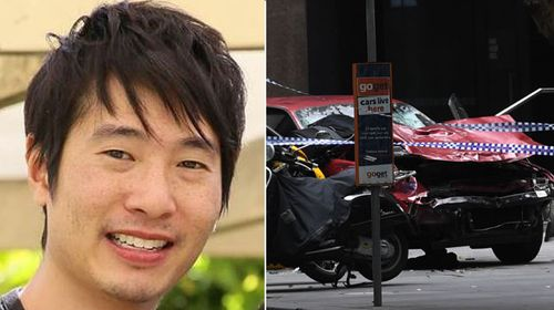 Man killed in Bourke Street Mall rampage spent his last hour alive sharing lunch with his wife