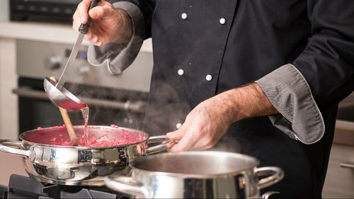 The website crowdsources data about peoples' sickening meals at restaurants. (Getty)