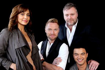 "<B>Cancelled in...</B> 2005.<br/><br/><B>Resurrected in...</B> 2010.<br/><br/>Though a ratings hit in its native UK, <I>The X Factor</I> proved a colossal dud when it premiered in Australia on Network Ten, with Daniel Macpherson as host — probably because our tiny little country couldn't handle both it and <I>Australian Idol</I>. Following <I>Idol</I>'s eventual demise, the Seven Network paid squillions to resurrect <I>X Factor</I> with a big-name judges' panel, though Australia again reacted to the format with a collective ""<I>meh</I>""."