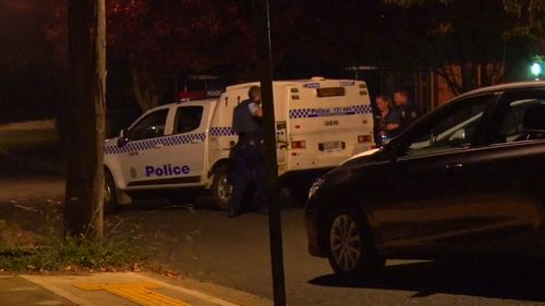 News NSW Orange house siege man arrested alleged knife threats fire