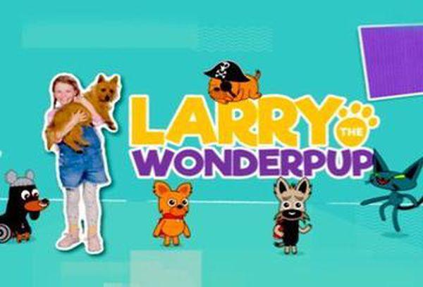 Larry the Wonder Pup