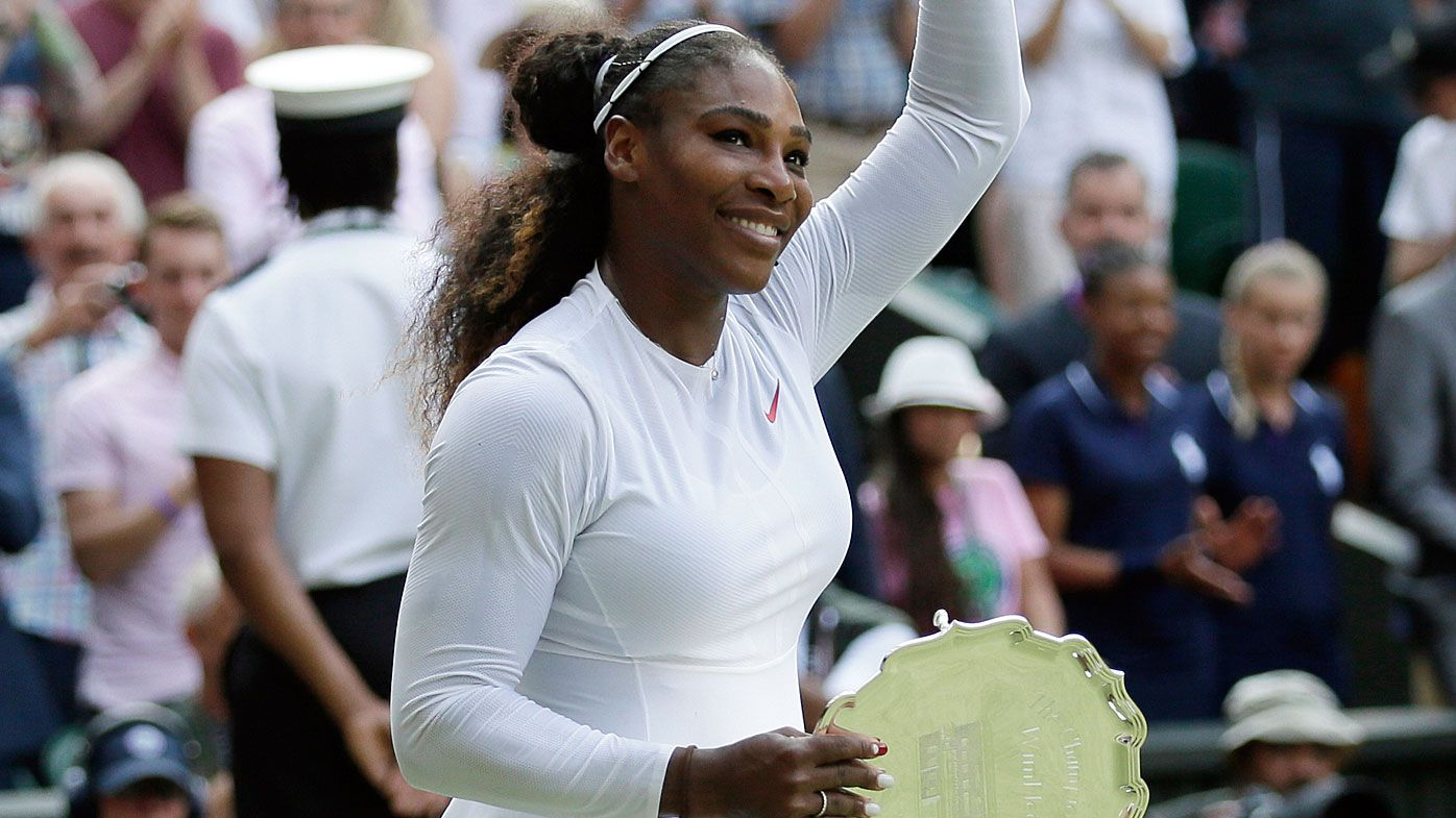 Serena Williams makes 'discrimination' claim after drug test