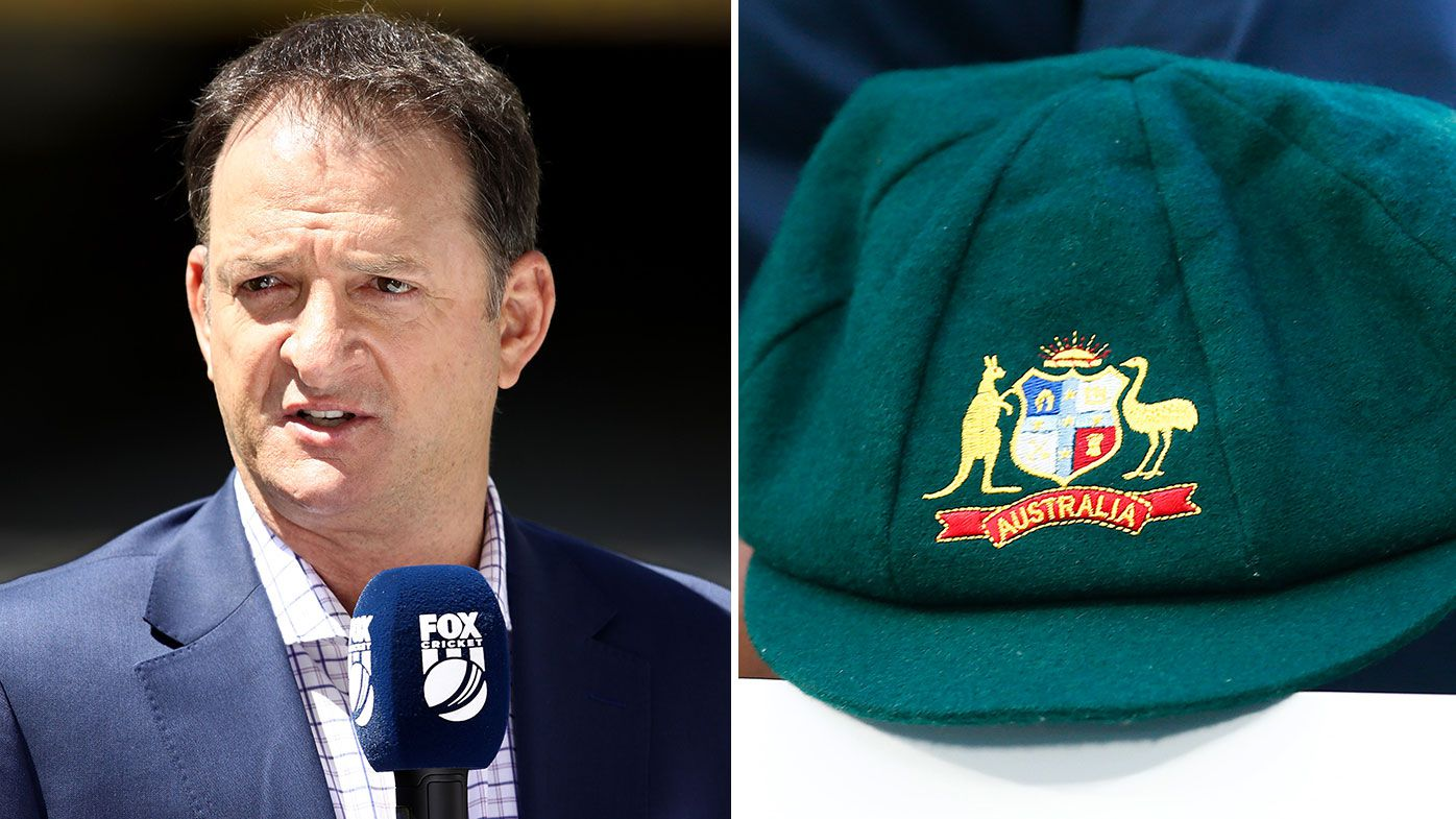 Mark Waugh reveals his baggy green was consumed by a rat