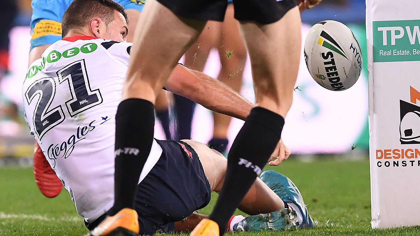 NRL referees boss Bernard Sutton admits to incorrect call on Sean O'Sullivan try