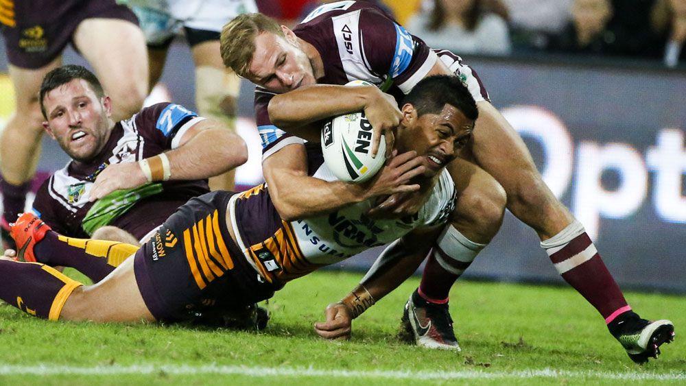Brisbane thrash Manly 30-6 in NRL