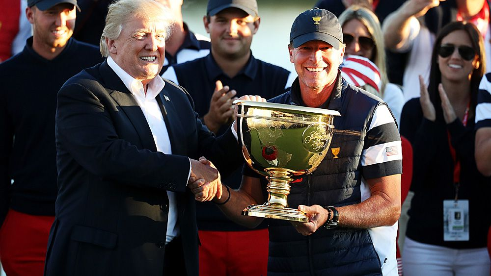 USA wins Presidents Cup, International captain calls for sweeping changes