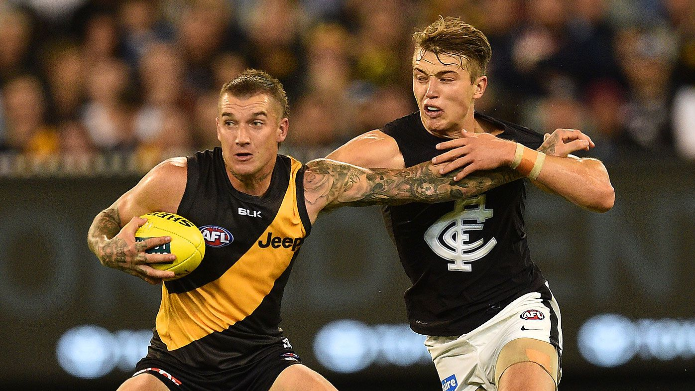 AFL Round 1 preview: Richmond Tigers vs Carlton Blues