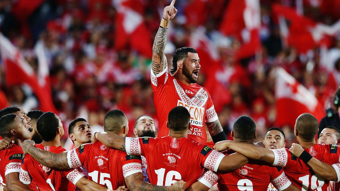 NRL investigating racist incident during Kangaroos vs Tonga match
